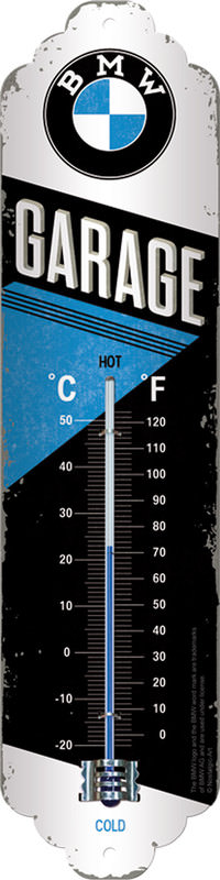 THERMOMETER *BMW GARAGE