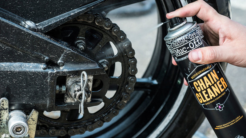 MUC-OFF MOTORCYCLE CHAIN