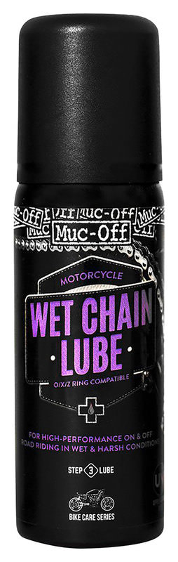 MUC-OFF MOTORCYCLE WET