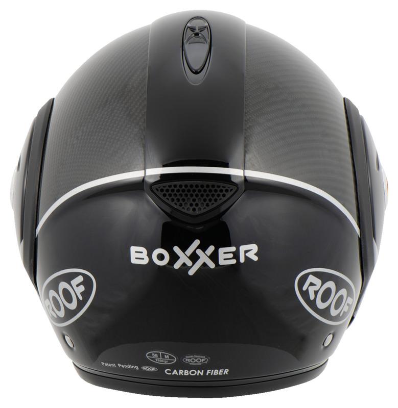 ROOF BOXXER CARBON