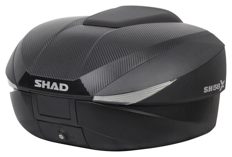 SHAD TOPCASE SH58X