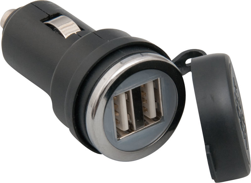 USB/ZIGARETTENANZ.STECKER