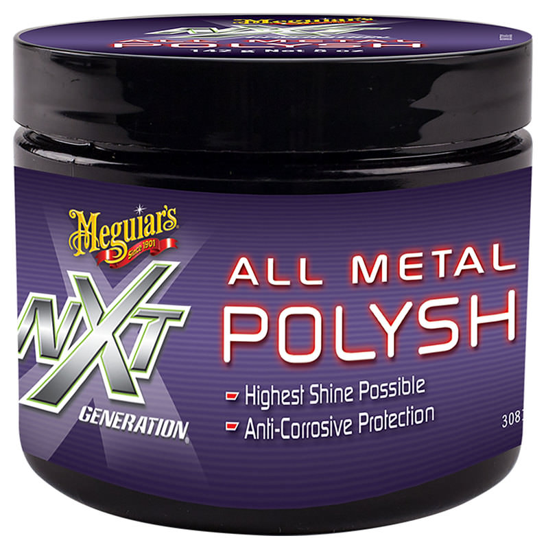MEGUIARS NXT ALL METAL