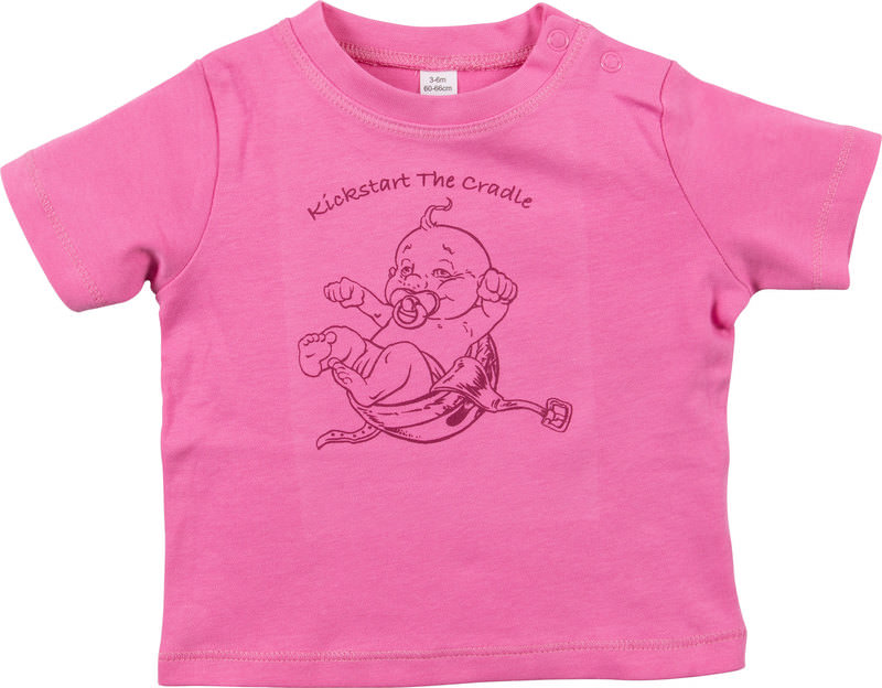 CRADLE BABY GIRL T-SHIRT