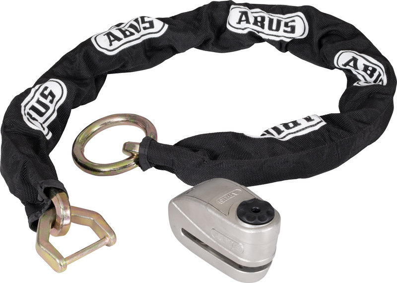 ABUS 8008+12KS120 BLACK
