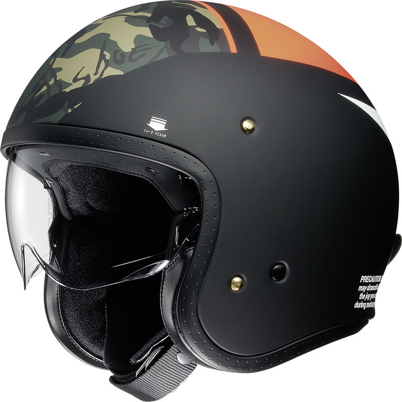 SHOEI J.O SEAFIRE TC-8