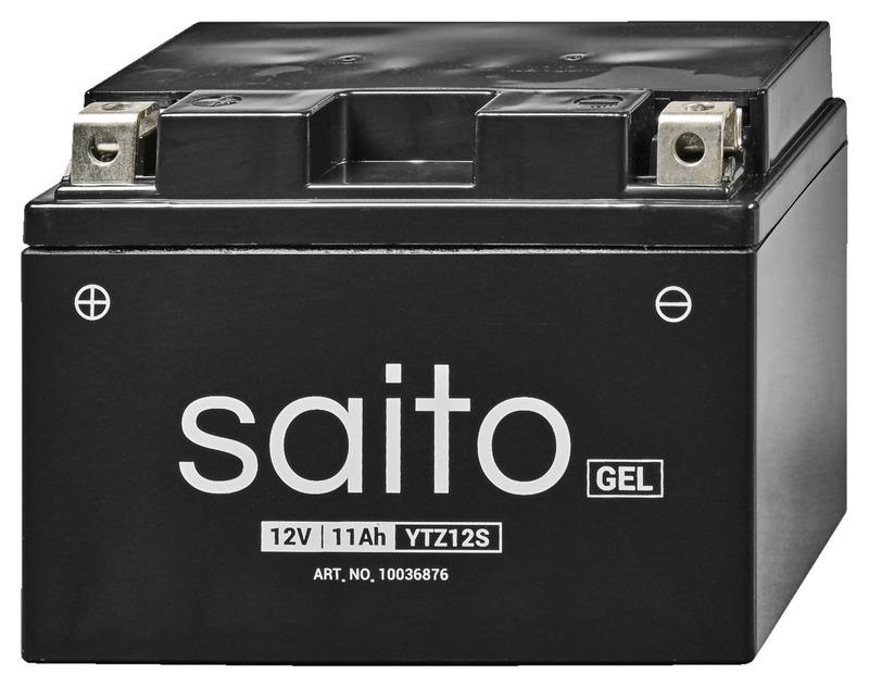 SAITO GEL BATTERY