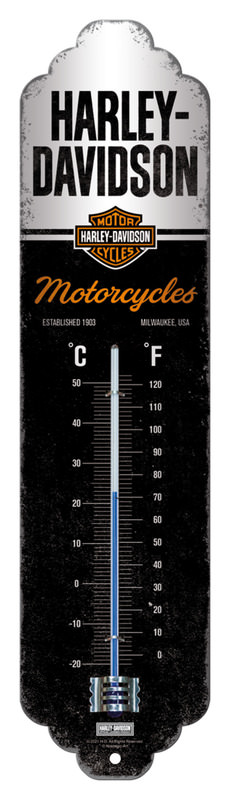 THERMOMETER H-D MOTORCY.