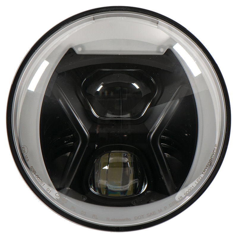 HIGHSIDER LED SCHWARZ
