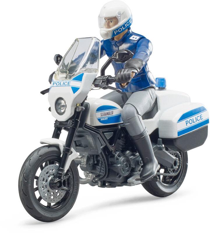 DUCATI POLIZEI MOTORRAD