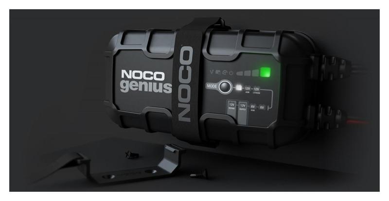 NOCO GENIUS10 6V/12V 10A