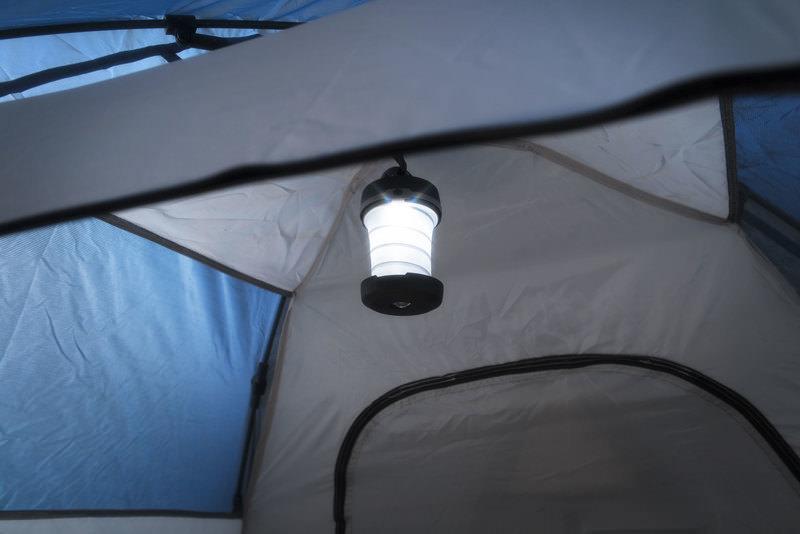 FOLDABLE LED CAMPING