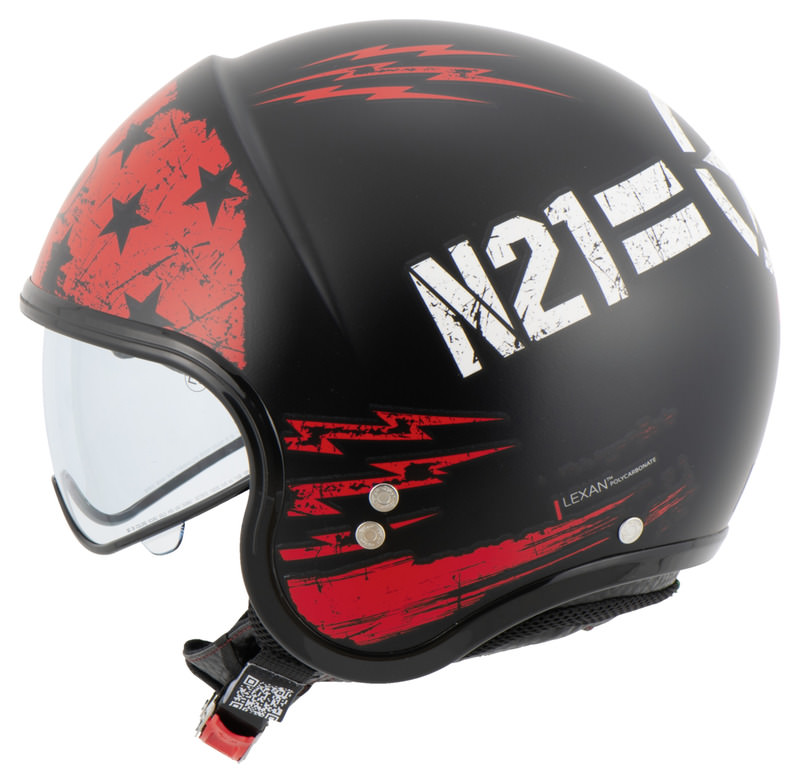 NOLAN N21 JETFIRE