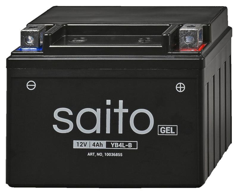 SAITO GEL-BATTERIE