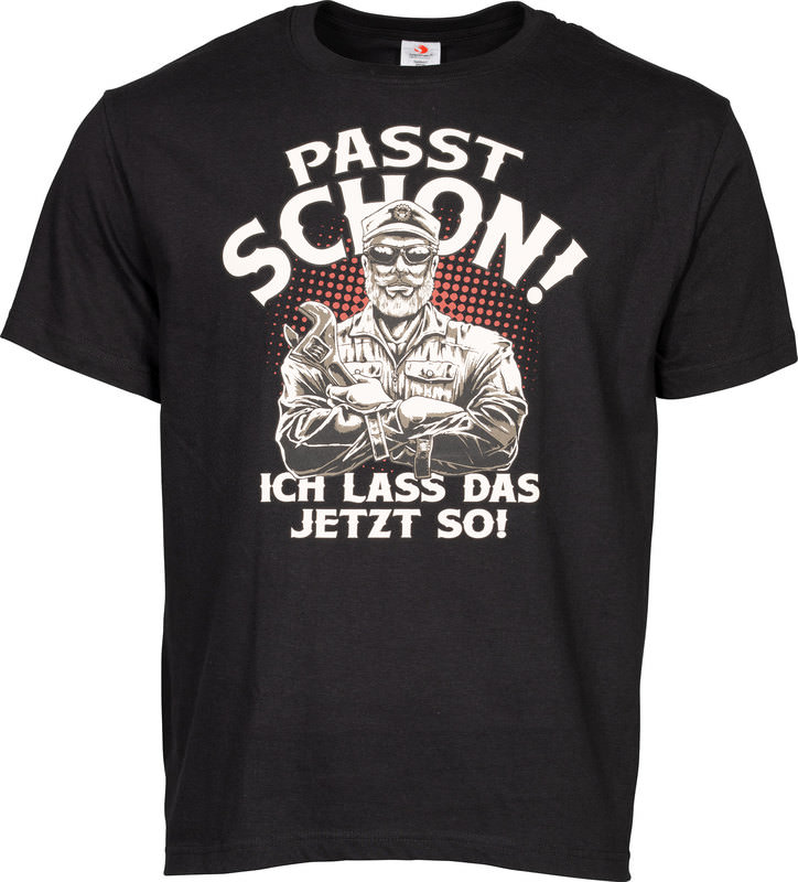 PASST SCHON T-SHIRT