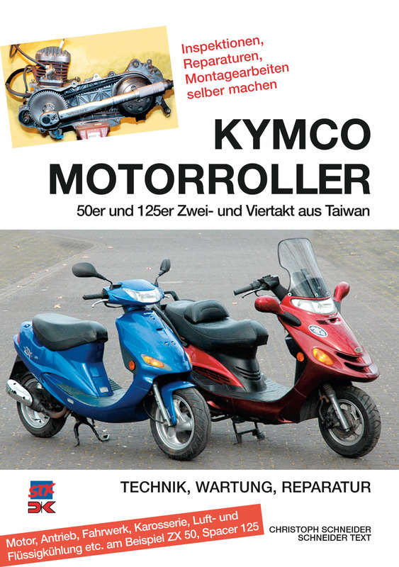 BUCH - KYMCO MOTORROLLER