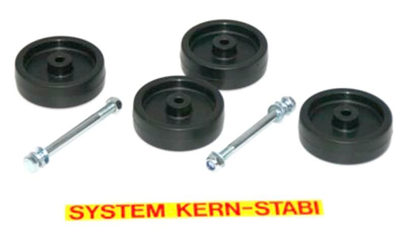 KERN-STABI WHEEL SET FOR