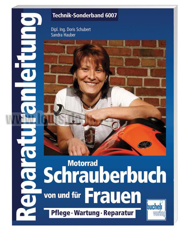 SCHRAUBERBUCH FÜR FRAUEN