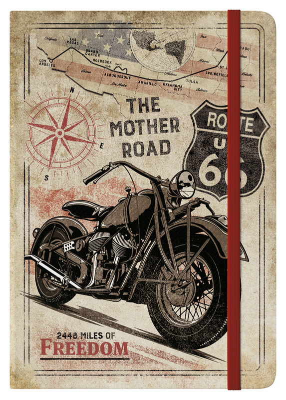 NOTEBOOK *ROUTE 66*