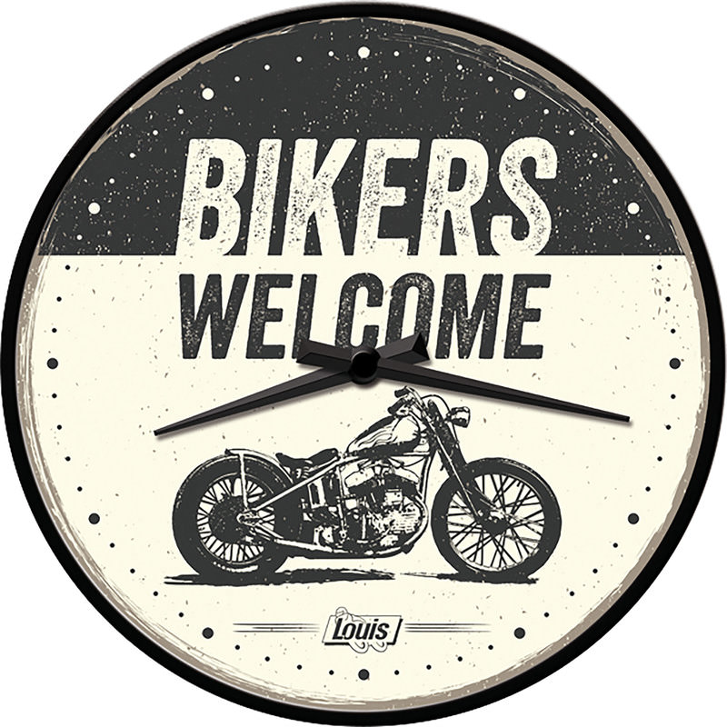 WANDUHR BIKERS WELCOME