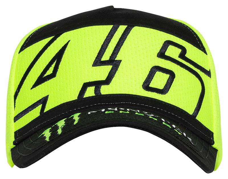 VR46 MONSTER DUAL CAP