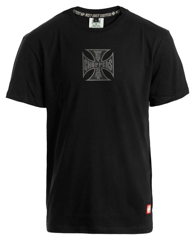 WCC BLACK LABEL T-SHIRT