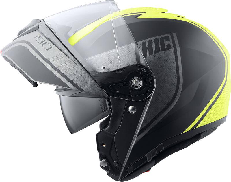 HJC I90 DAVAN MC4HSF