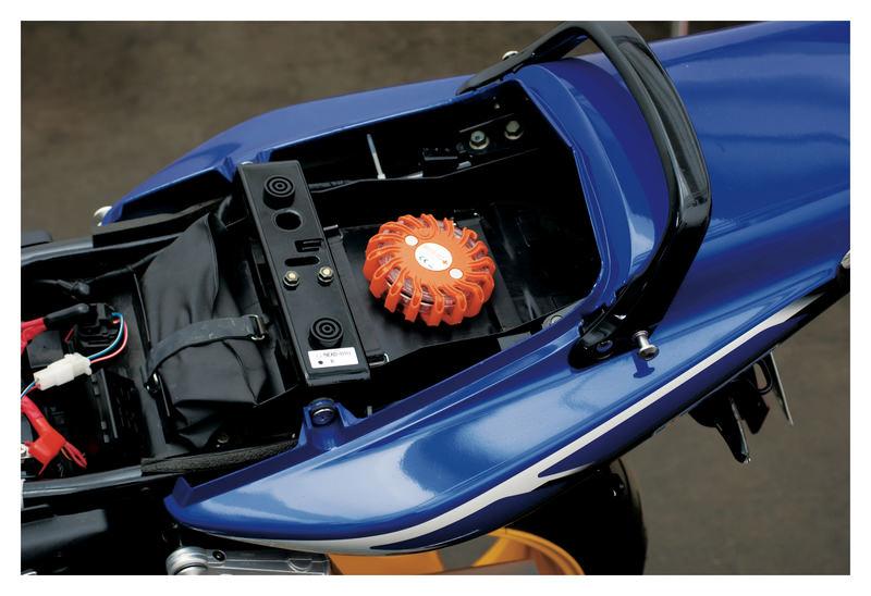 MOTO112+ LED-WARNLEUCHTE