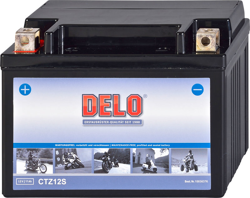 DELO BATTERY MF
