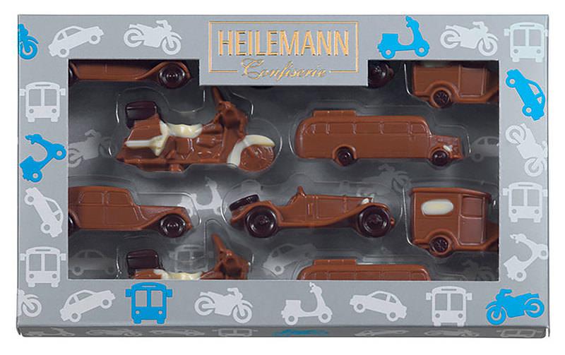 SCHOKOLADEN - MOTORRAD