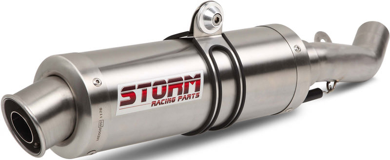 STORM GP EXHAUSTS