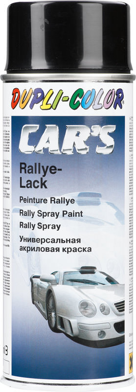RALLYE LACK DUPLI COLOR