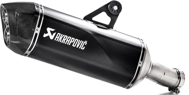 AKRAPOVIC SLIP-ON LINE
