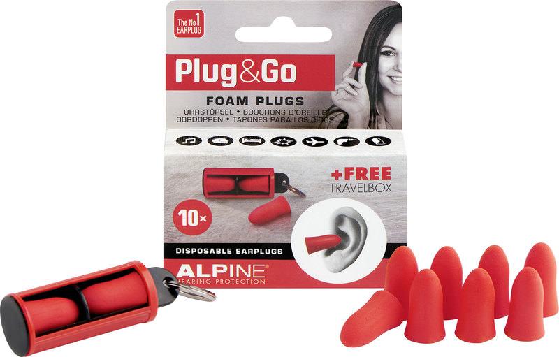 ALPINE PLUG AND GO