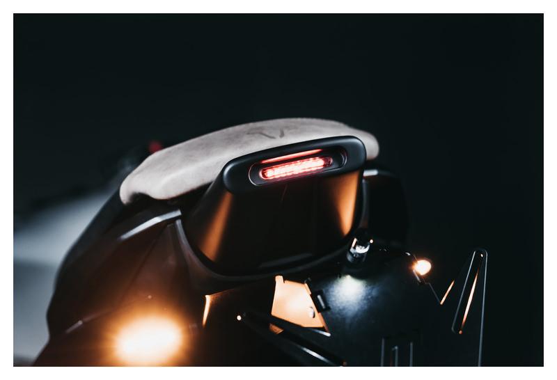 MOTOISM HECK CB650R