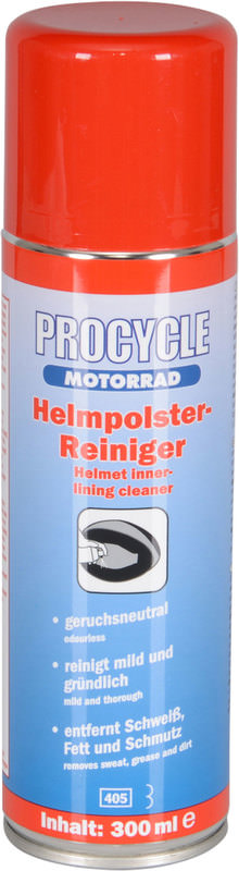PROCYCLE HELMPOLSTER-