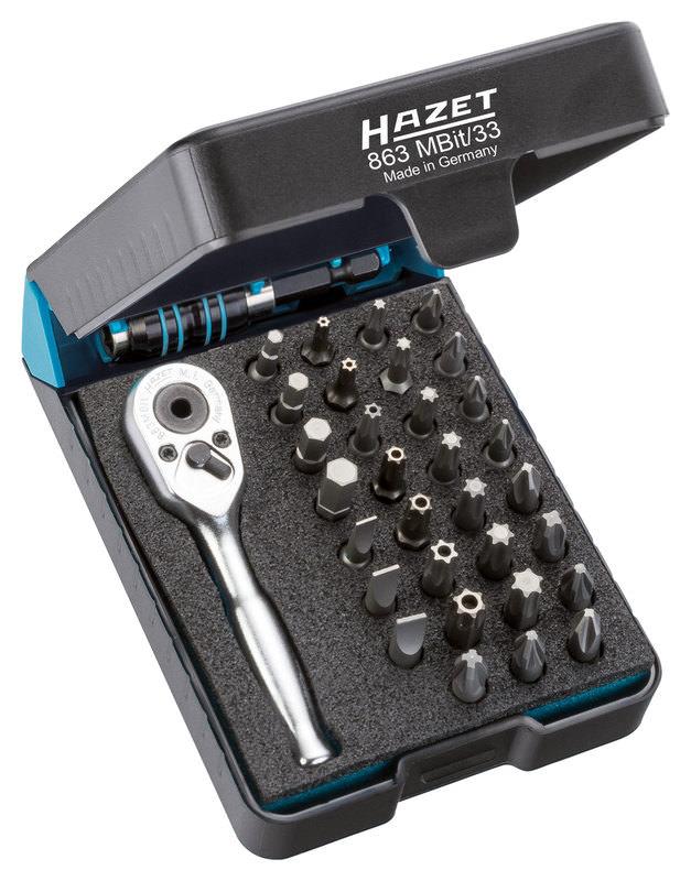 HAZET BIT-SATZ 33-TEILIG