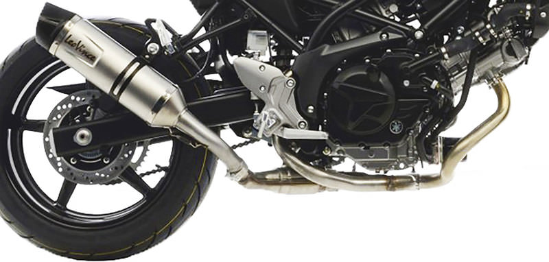 SBK *LV-ONE EVO* EXHAUST-