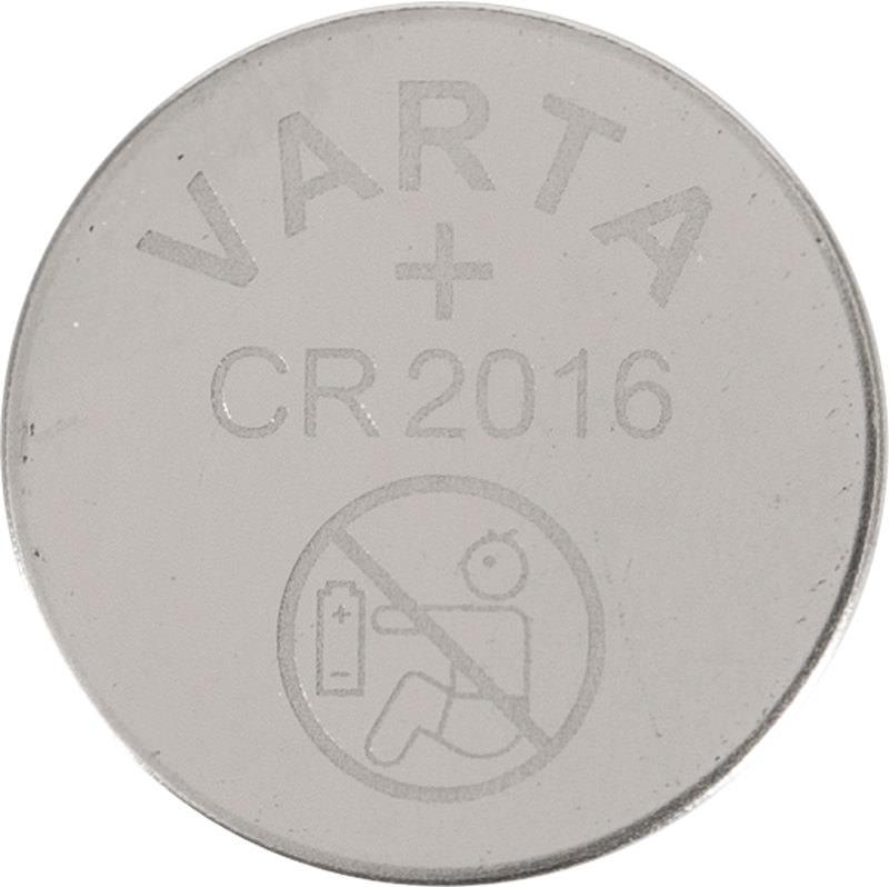 BATTERIE VARTA CR 2016