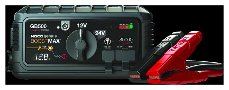 NOCO GB500 BOOST MAX