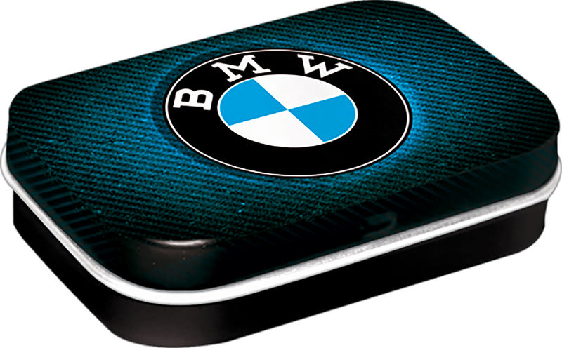 PILL BOX BMW *LOGO*