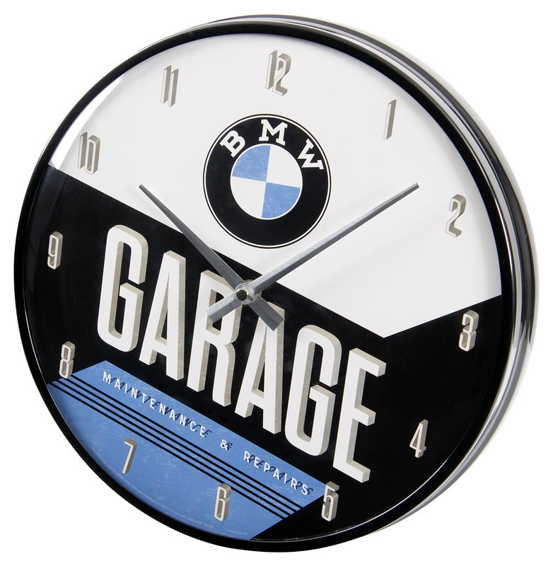 BMW *GARAGE* WANDUHR