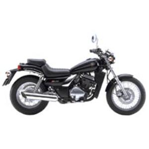 Bremshebel f/ür Kawasaki EL 252 Eliminator EL250B 1996 bis 2003